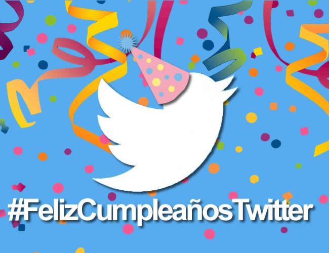 Twitter está celebrando 10 años de existencia | Foto: ALDÍA.CO