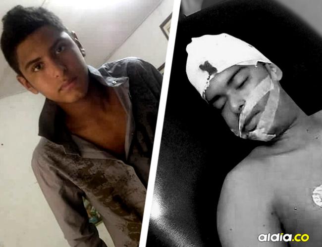 Abel Junior López Monroy, estudiante asesinado. | AL DÍA