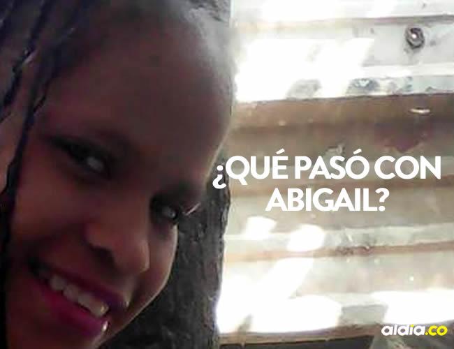 Abigaíl cursó hasta medio año del sexto grado porque, según la mamá, no quiso volver al colegio por ser víctima de matoneo | Al Día