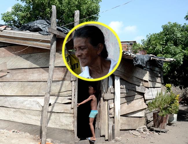 Elis Esther López Peña, la mujer amenazada | Foto: Al Día