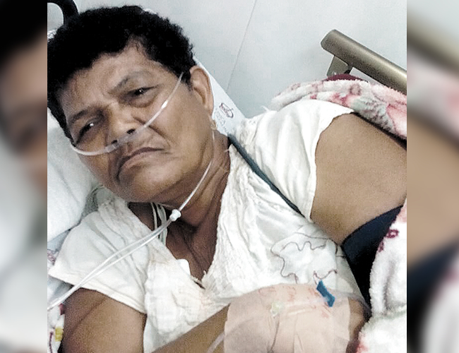 Rosario del Carmen Perea Márquez, víctima. | Foto: AL DÍA