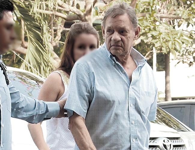 El empresario Alberto Iglesias Donado fue llevado a Medicina Legal y luego fue puesto a órdenes de un juez de garantías. | Foto: Archivo