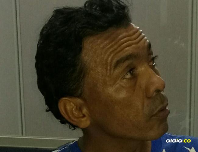 Édgar Narváez Martelo es acusado de acto sexual abusivo con dos menores en Maicao | Cortesía