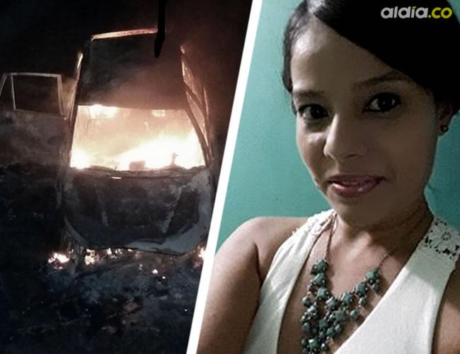 La barranquillera Tania Torrenegra fue una de las víctimas fatales del accidente | Foto: ALDÍA.CO - Facebook
