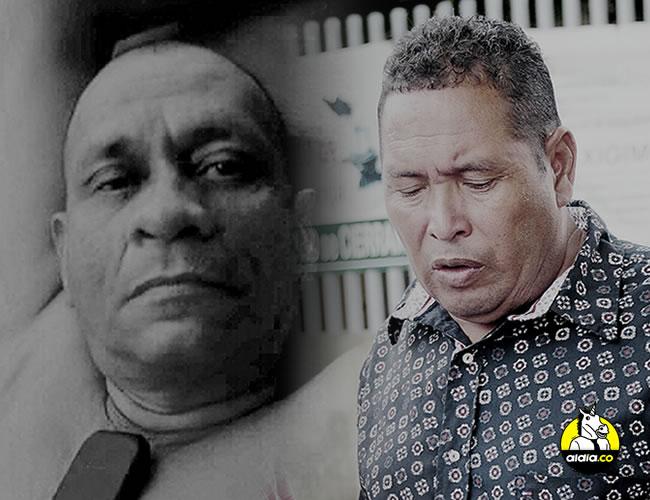 Héctor Ochoa Guzmán prestó servicio durante 24 años como agente de Policía. Desde hace 10 años disfrutaba de su pensión. | ALDIA.CO