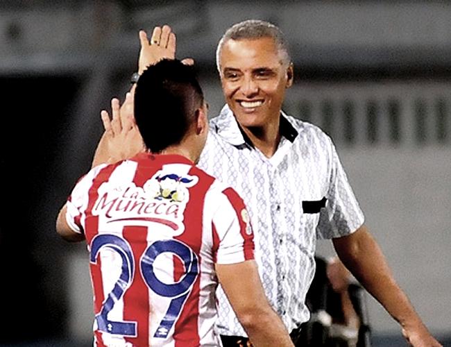 Cuando Aguirre jugó, Junior solo perdió el 24 % de los partidos, pero cuando no lo hizo, los tiburones perdieron el 31,5 % de los juegos disputados. | Foto: El Heraldo
