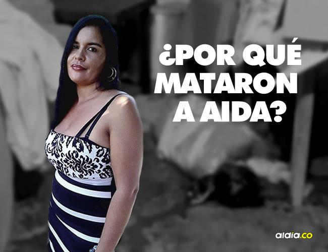 Aida Avendaño Sánchez fue degollada en un restaurante, en La Jagua de Ibirico (Cesar)   Al Día