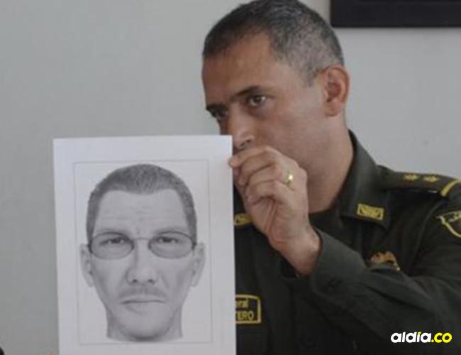 Autoridades muestran el retrato hablado del otro sospechoso | Luis Felipe de la Hoz