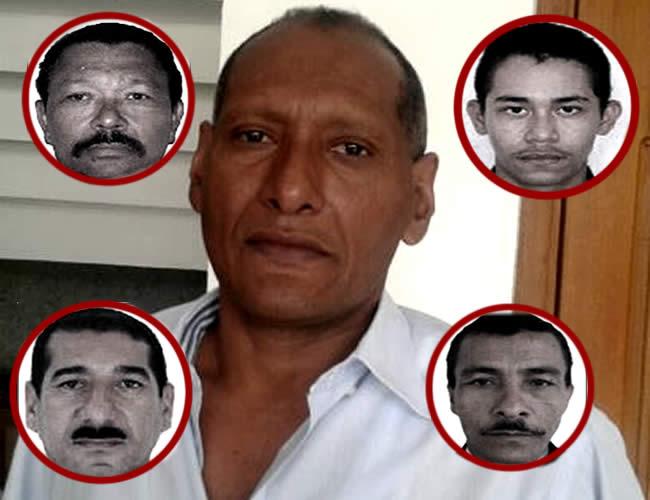 Antonio Enrique Montero, alcalde de Luruaco, fue capturado junto a otras tres personas | Foto: Archivo