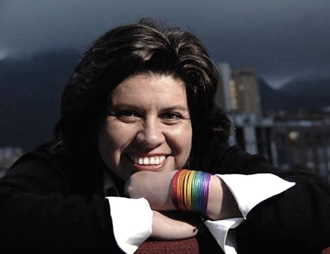Blanca Inés Durán es ingeniera industrial de la Universidad de los Andes, política y activista de los Derechos LBTG.   Foto: El Espectador