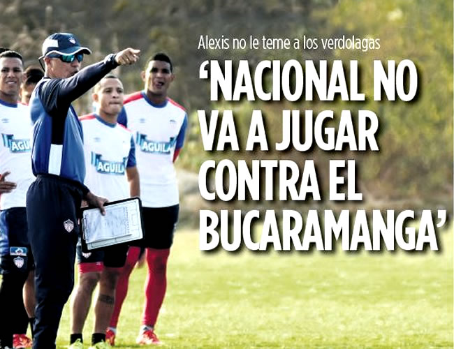 El entrenador barranquillero aún no define su nómina titular para enfrentar a Nacional | Foto: Archivo