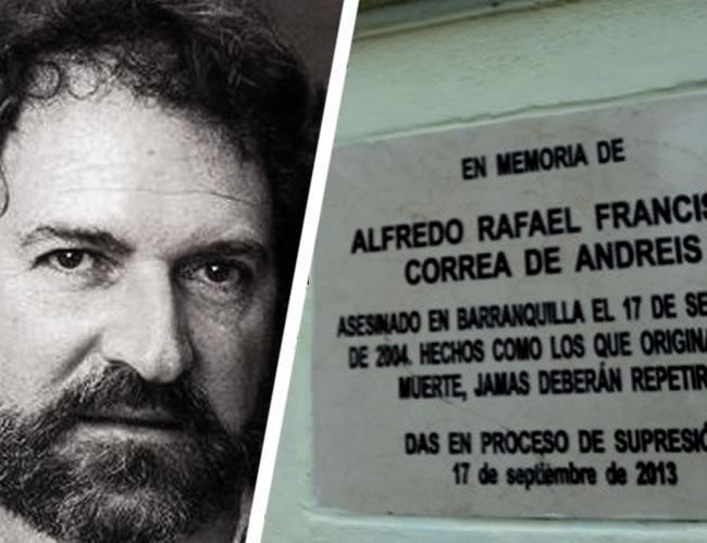 El sociólogo Alfredo Correa De Andreis fue asesinado por paramilitares el 17 de septiembre de 2004 | Al Día