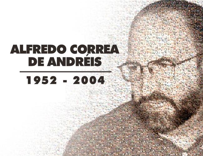El 17 de septiembre próximo se cumplen 12 años del asesinato del sociólogo cienaguero, investigador y docente universitario Alfredo Correa De Andréis.   ALDÍA.CO