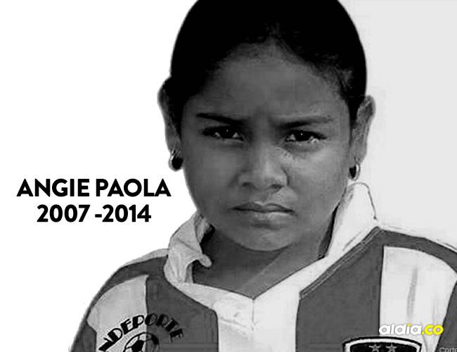 Angie Paola Ortega Palma, asesinada hace más de 4 años | Archivo