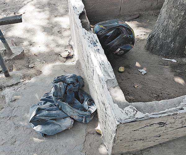 Los objetos de la víctima fueron encontrados en un alcorque del lugar. | Foto: Archivo