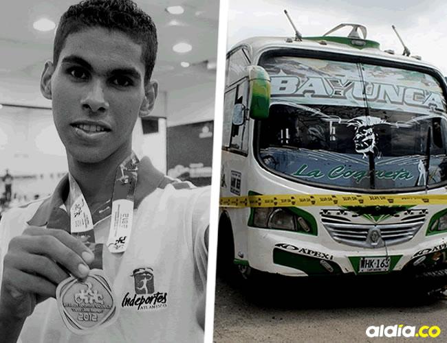 Abel se dirigía hacia Cartagena para visitar a su hijo | Cortesía