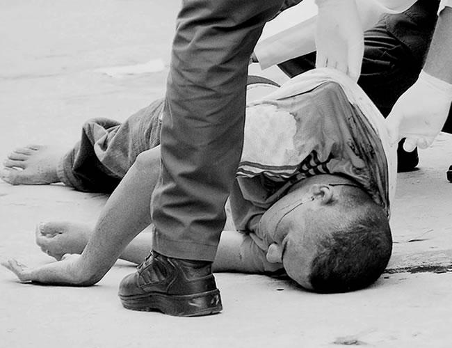Emilio Vizcaíno Granadino fue asesinado en la carrera 24D N° 60B-69, barrio Las Trinitarias, cuando llegaba a recoger a sus hijos en la casa de su exmujer | Foto: Al Día