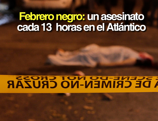 Soledad es el municipio más violento del Atlántico | Foto: ALDÍA.CO