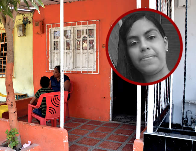 El misterioso asesinato de la mujer ocurrió en esta casa, en la calle 12 No. 25-08, barrio Rebolo | Foto:Al Día