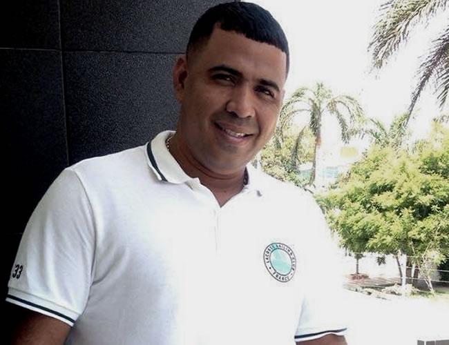 En el restaurante Mag Mondongo, ubicado en la calle 70 con carrera 43, norte de la ciudad, asesinaron a Rafael Enrique Sandoval Rosette, de 33 años | Foto: Al Día