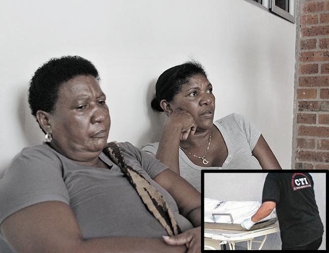 En diálogo con AL DÍA, familiares de la víctima repudiaron el crimen. El CTI hizo el levantamiento del cadáver. | Foto: Archivo
