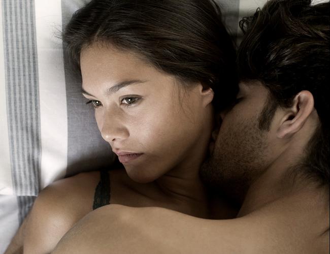 Los problemas de cama se arreglan en la cama. | Foto: huffingtonpost.com