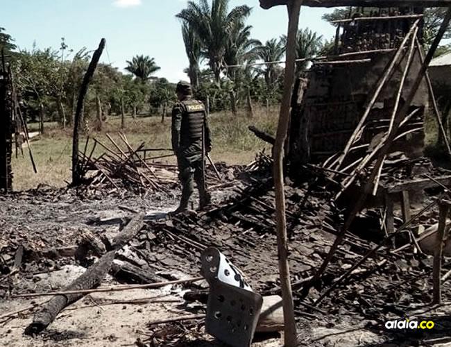 El caso sucedió en el corregimiento Las Cuevas, ubicado en la depresión momposina y muy cercano al municipio de San Fernando, Bolívar.