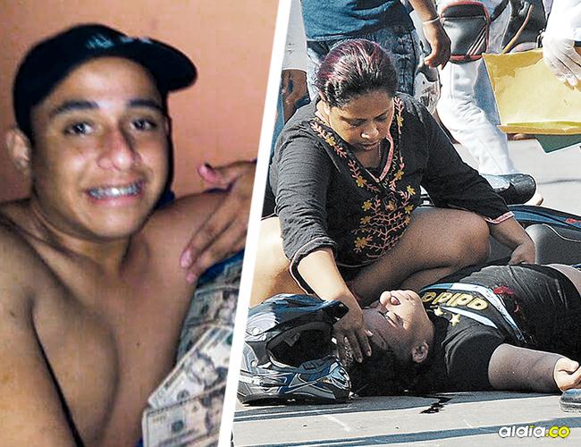 Un hombre identificado como Gabriel Alberto Sierra Rodríguez, de 20 años, terminó muerto la Policía. | AL DÍA