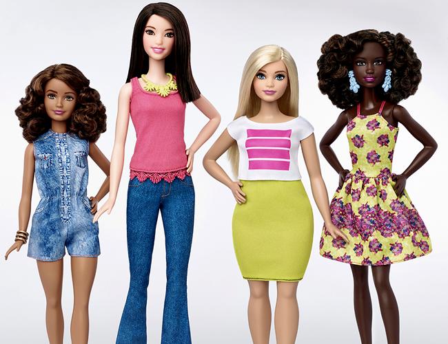 Mattel lanzará al mercado varias versiones de su muñeca más popular | Foto:AP