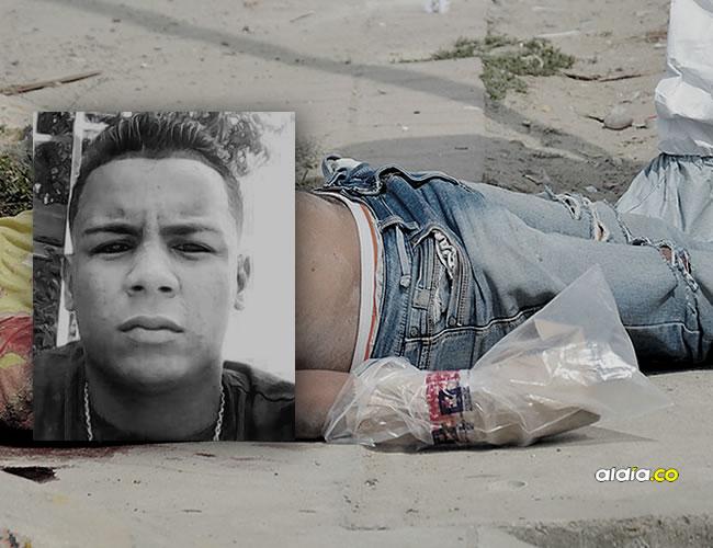 Carlos Andrés Carval Castro fue asesinado cerca de su casa por dos sujetos que iban en una motocicleta. | Al Día