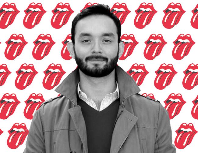 Julián Sánchez, uno de los guías de los Stones.   foto: Archivo