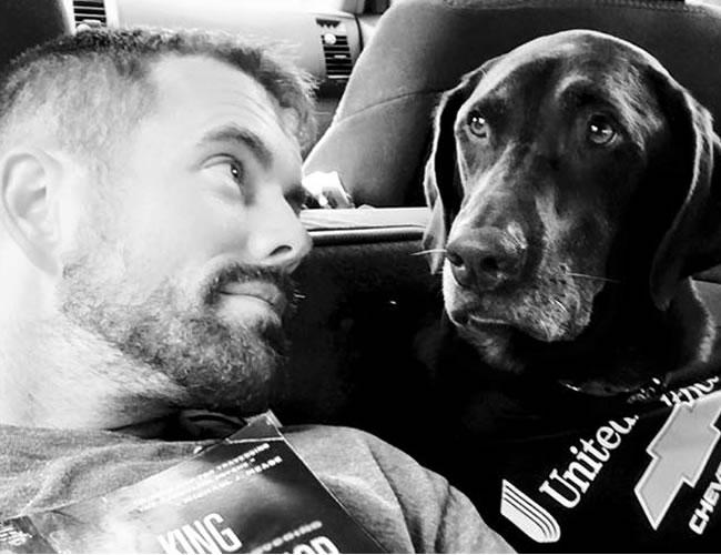Bella y su dueño recorrieron toda la costa oeste de los Estados Unidos | Foto: Facebook