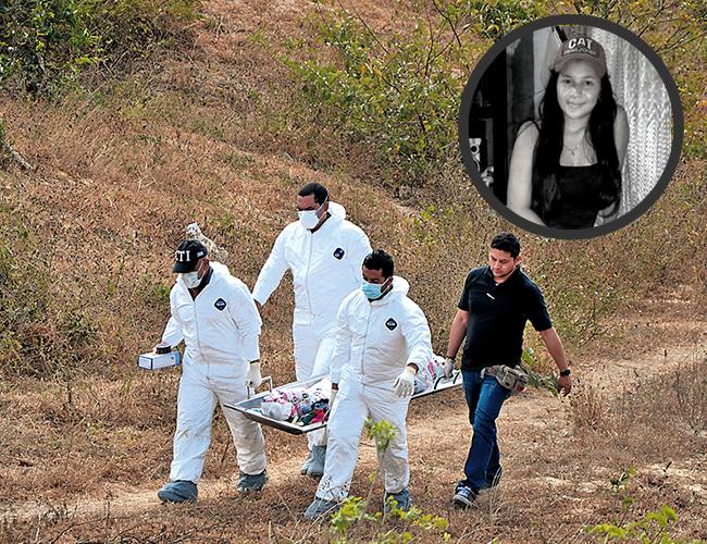 Erika Beltrán Calderón era hija única entre nueve hermanos |Foto: Archivo
