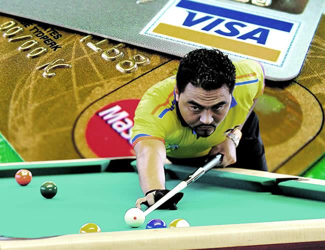 Fue campeón nacional de billar en el 2012 | Foto: Archivo