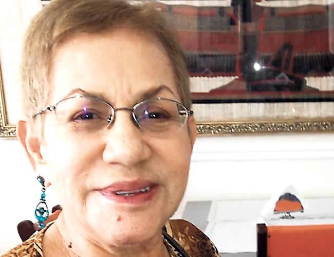 Blanca Rodríguez Jaramillo trabajó en periódicos de la ciudad como El Heraldo y La Libertad, como correctora de estilo | Foto: Archivo