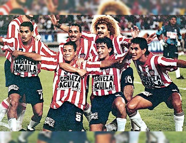 Iván René Valenciano es el máximo anotador en la historia del Junior, con 158 goles anotados. Se retiró en el 2009.