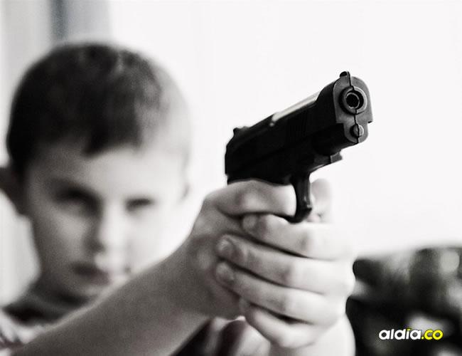 El menor de 12 años que estaba manipulando la escopeta estaba de vacaciones en el municipio cuando ocurrió el incidente.