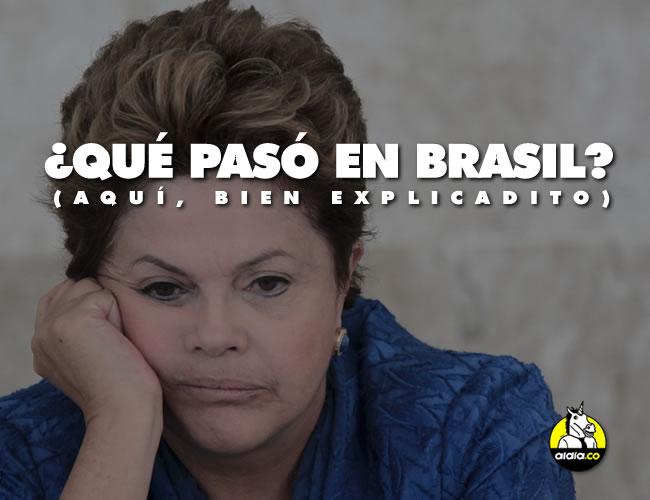 Rastreamos en los medios en español y seleccionamos para ustedes las explicaciones más didácticas, profundas y equilibradas que encontramos para entender lo que pasó en Brasil | ALDIA.CO
