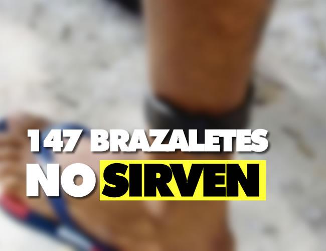 Agentes de la Policía Metropolitana de Barranquilla han detenido este año a varias personas por violar medidas domiciliarias. Jaime Sanjuán Pugliese, personero  | Foto: Al Día