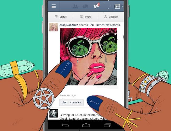 Cuando la gente termina sus interacciones con otros usuarios aumenta   Ilustración: Al día