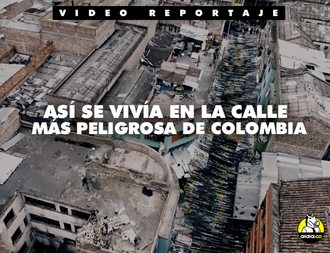 El documental español En Tierra Hostil pudo entrar como pocos medios en el Bronx y estas son algunas de las imágenes de lo que se veía allí. | ALDIA.CO