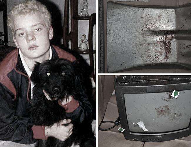 Angela Wrightson tenía 39 años y fue golpeada con una pala, una mesa, un televisor y una impresora. | Foto: thesun.co.uk