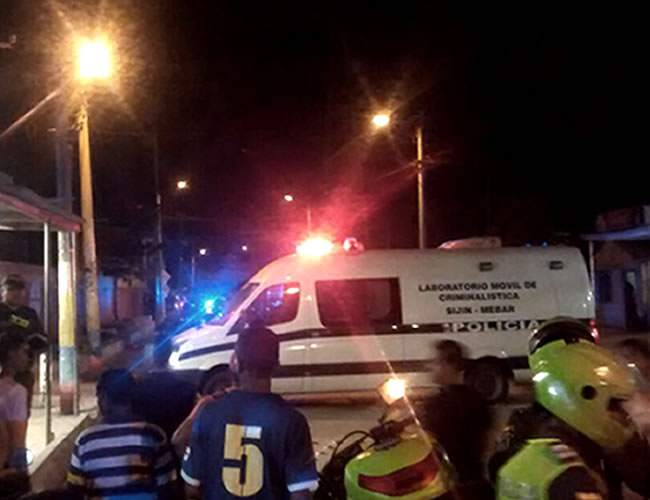 La cabeza fue hallada en la calle 14 con carrera 15, barrio La Chinita, suroriente de B/quilla. La Policía investiga el hecho   Foto: Al día