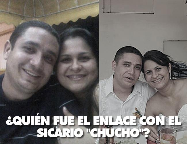 Eduardo Pinto Viloria, asesinado; y su esposa Dayana Jassir, detenida en la cárcel de El Buen Pastor. | Foto: Archivo