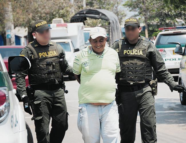 Roberto Orellano Russo, capturado ayer en el operativo. | Foto: Archivo