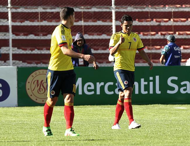 La Selección Colombia se prepara para su encuentro en Barranquilla ante Ecuador. | Foto: Archivo