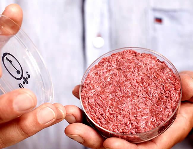 Uno de los objetivos de crear carne en un laboratorio es disminuir el impacto ambiental | Foto: Washington Post