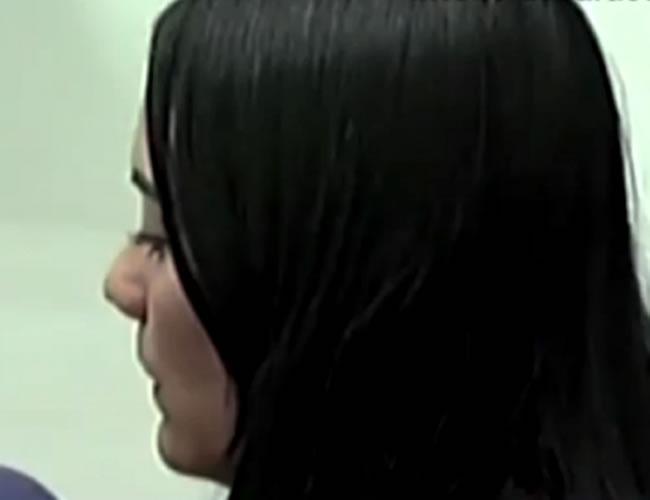 Carolina Samper se atrevió a denunciar en los medios para que no se repita su historia | Foto: Captura de Pantalla Caracol Noticias