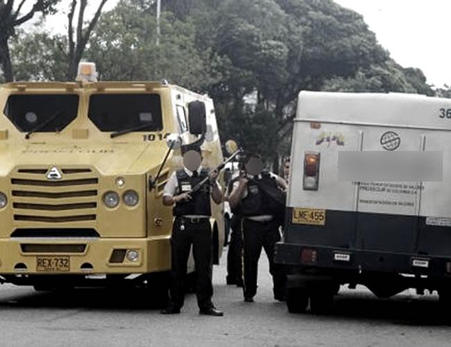 En el asalto resultaron muertos el asaltante y un guarda de seguridad | Foto: Vanguardia