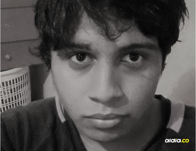 Rubén Darío Rodríguez Alvis tenía 21 años y era estudiante de Economía de la Universidad de Cartagena | Al Día